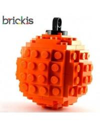 LEGO ®  sleutelhanger blauw