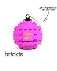 LEGO ®  sleutelhanger geel
