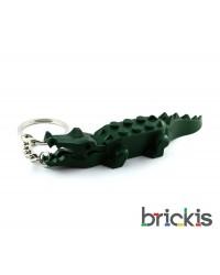 LEGO ® keychain crocodile