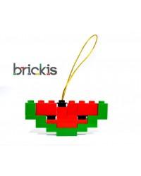 LEGO® wassermelone Weihnachten