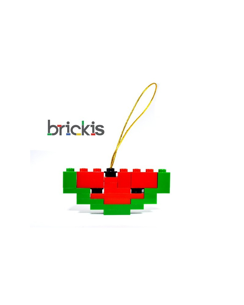 LEGO® Christmas watermelon