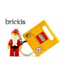 LEGO® Santa Claus keychain Christmas