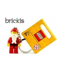 LEGO® Weihnachtsmann Schlüsselanhänger