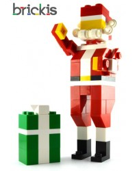Miniland LEGO® Santa Claus for Christmas