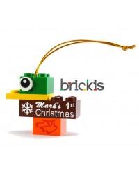 LEGO® Christmas duck