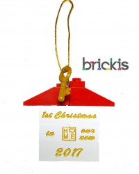 LEGO® Christmas house