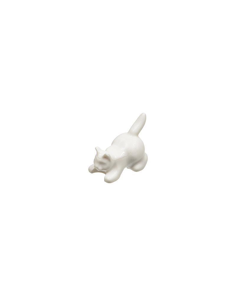 LEGO ® white cat