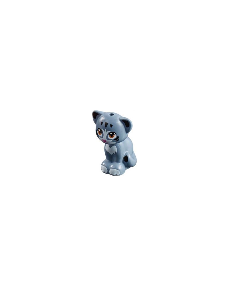 LEGO® Friends gato gris con manchitas