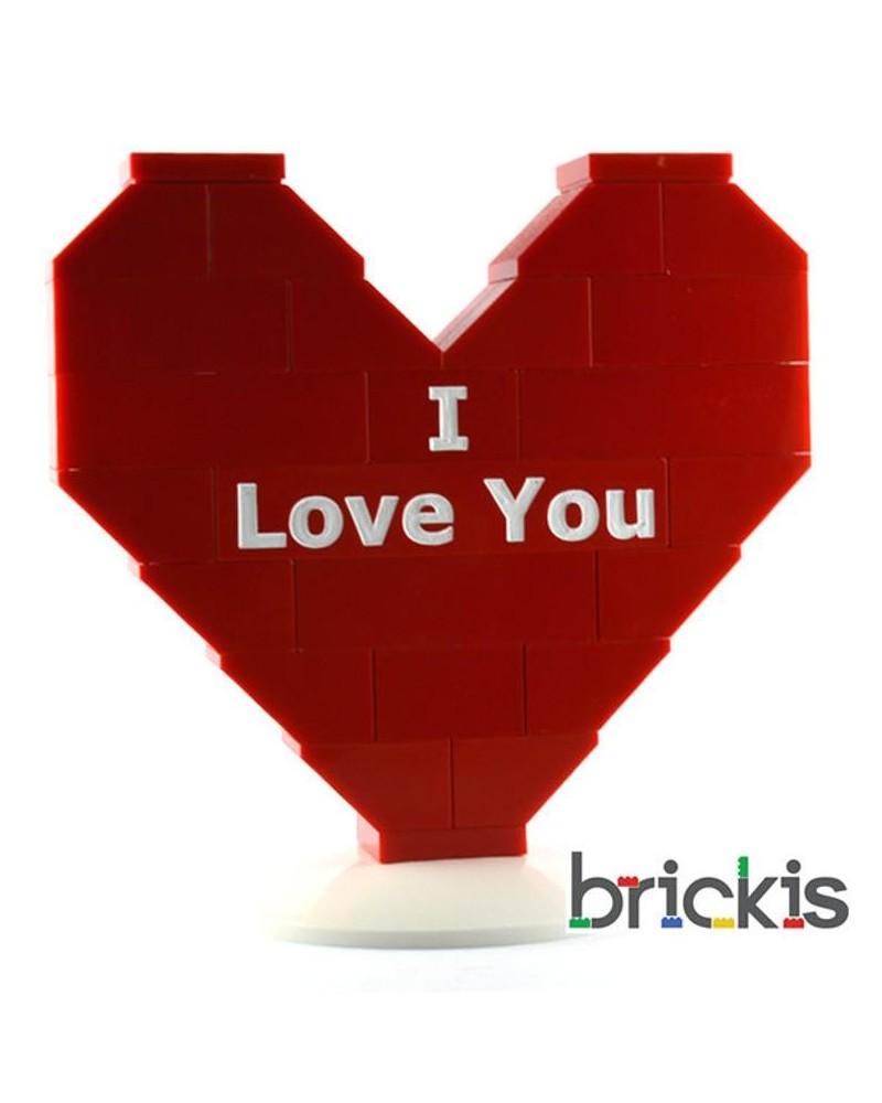 LEGO® coeur pour St Valentin