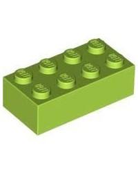 NOUVEAU - LEGO ® 2X4 vert limon