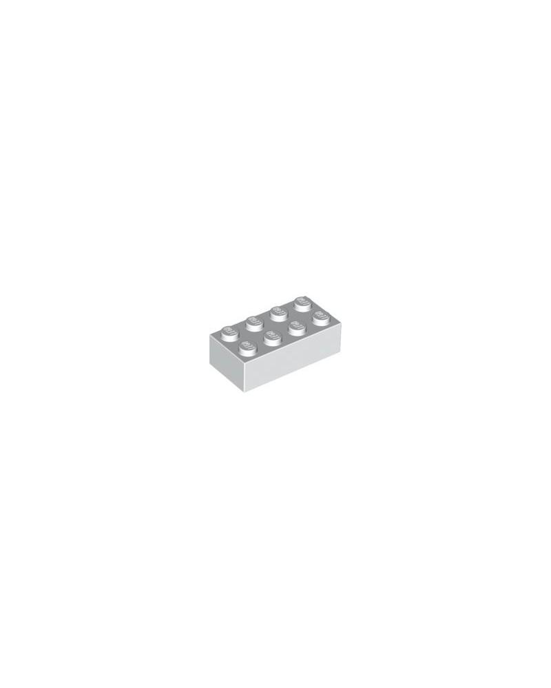 LEGO ® 2x4 wit