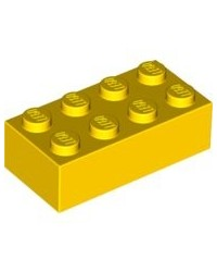 LEGO ® 2x4 geel