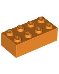 LEGO ® 2x4 oranje