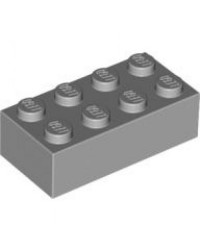 LEGO ® 2X4 gris clair