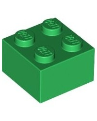 LEGO ® 2x2 Grün