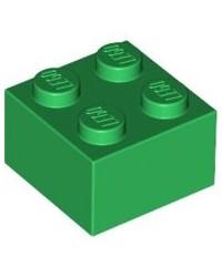 LEGO ® 2x2 green