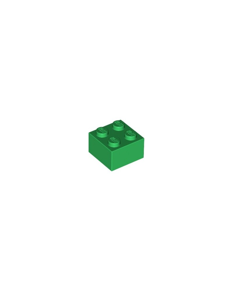 LEGO ® 2x2 groen