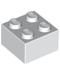 LEGO ® 2x2 white