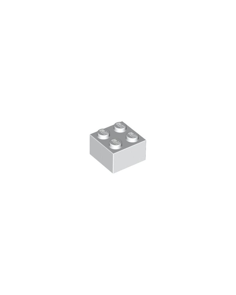 LEGO ® 2X2 blanc