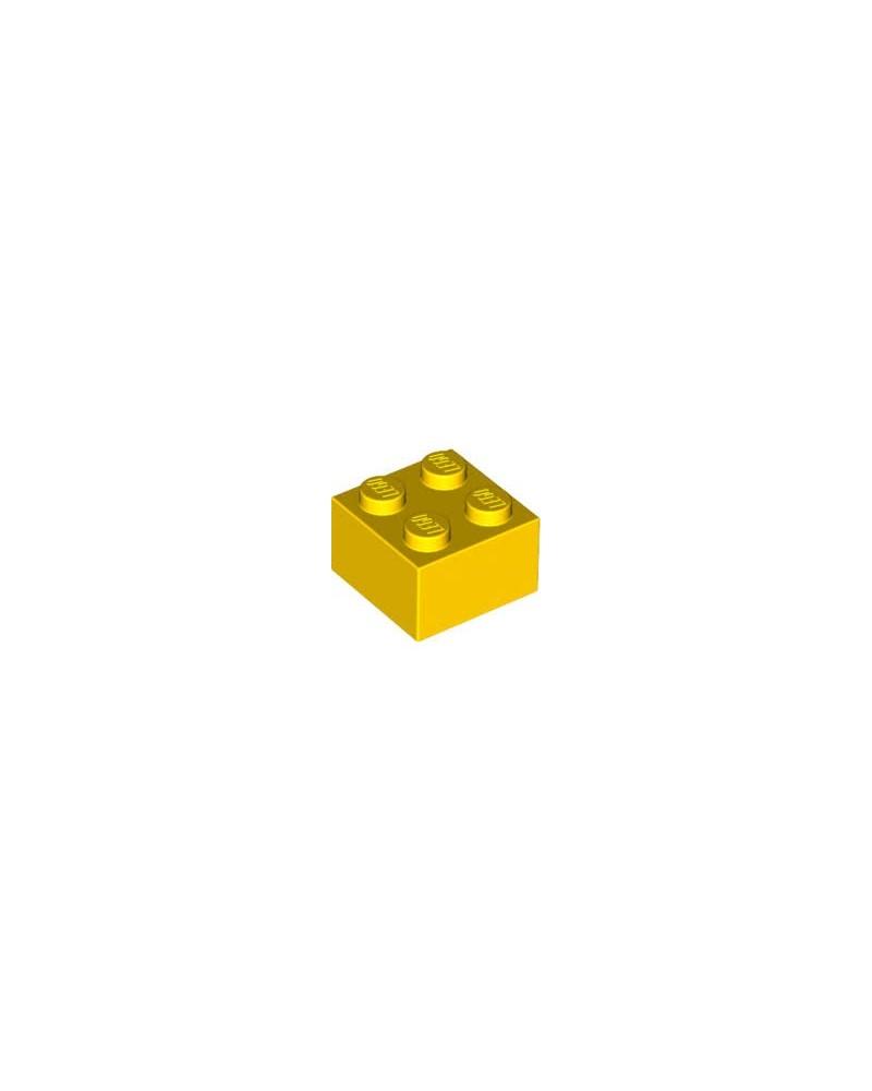 LEGO ® 2x2 geel