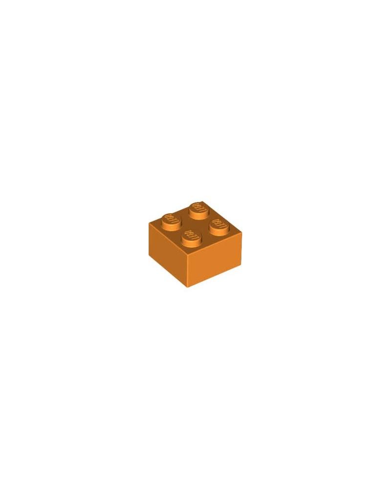 LEGO ® 2x2 oranje