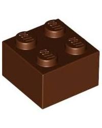LEGO ® 2x2 Braun