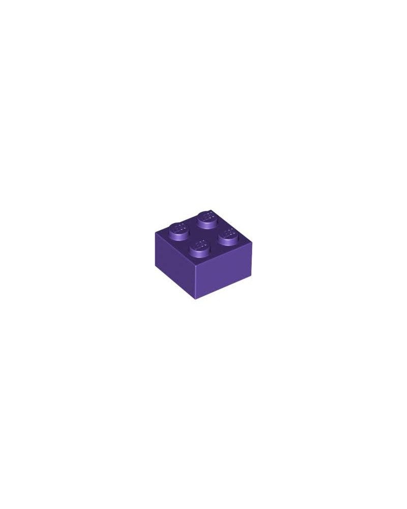 LEGO ® 2x2 dark purple