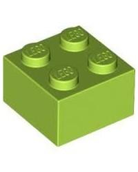 LEGO ® 2X2 vert limon