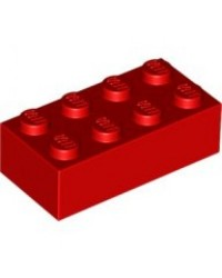 LEGO® 2x4 red