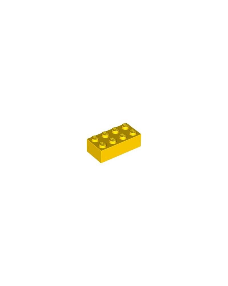 LEGO® 2x4 yellow