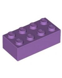 LEGO® 2x4 medium lavender