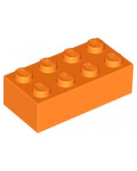 LEGO® 2x4 orange