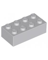 LEGO® 2x4 light bluish grey