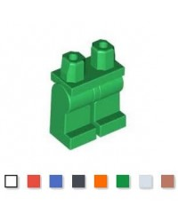 LEGO® onderdelen minifiguur benen groen