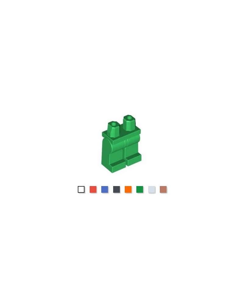 LEGO® parts minifigure legs green