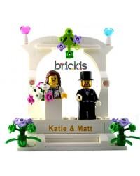 LEGO® pour gâteau de mariage