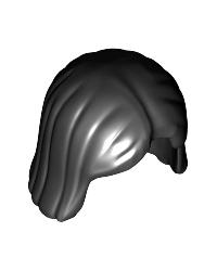 LEGO® cheveux noir minifigures filles