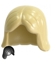 LEGO® minifigures blond hair girls