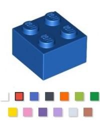 LEGO® 2x2 wählen Sie Ihre Farbe