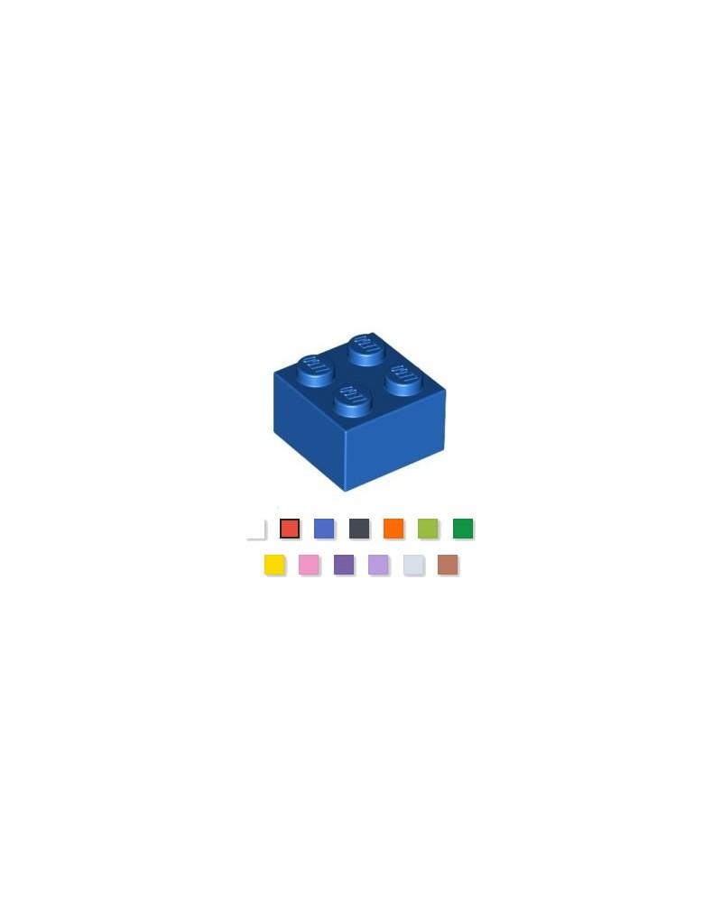 LEGO® 2x2 kies uw kleur