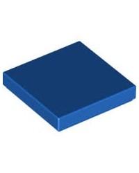 LEGO® Tile 2X2 bleu