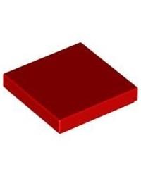 LEGO® Tile 2x2 rood
