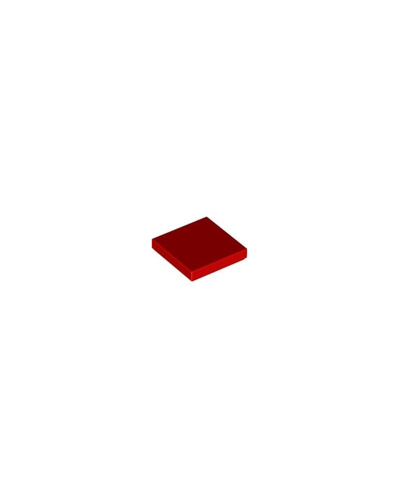 LEGO® Tile 2x2 red