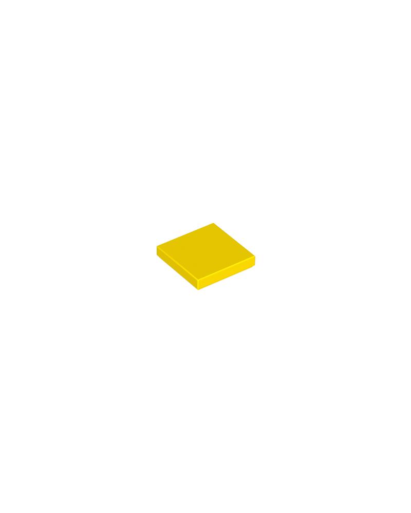 LEGO® Tile 2x2 yellow