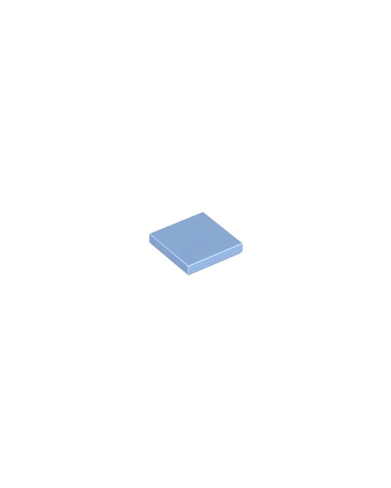 LEGO® Tile 2x2 medium blauw