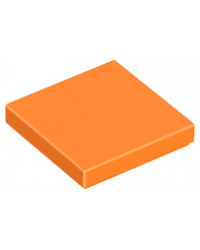 LEGO® Tile 2x2 Orange