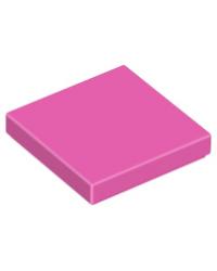 LEGO® Tile 2x2 roze