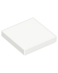 LEGO® Tile 2X2 blanc