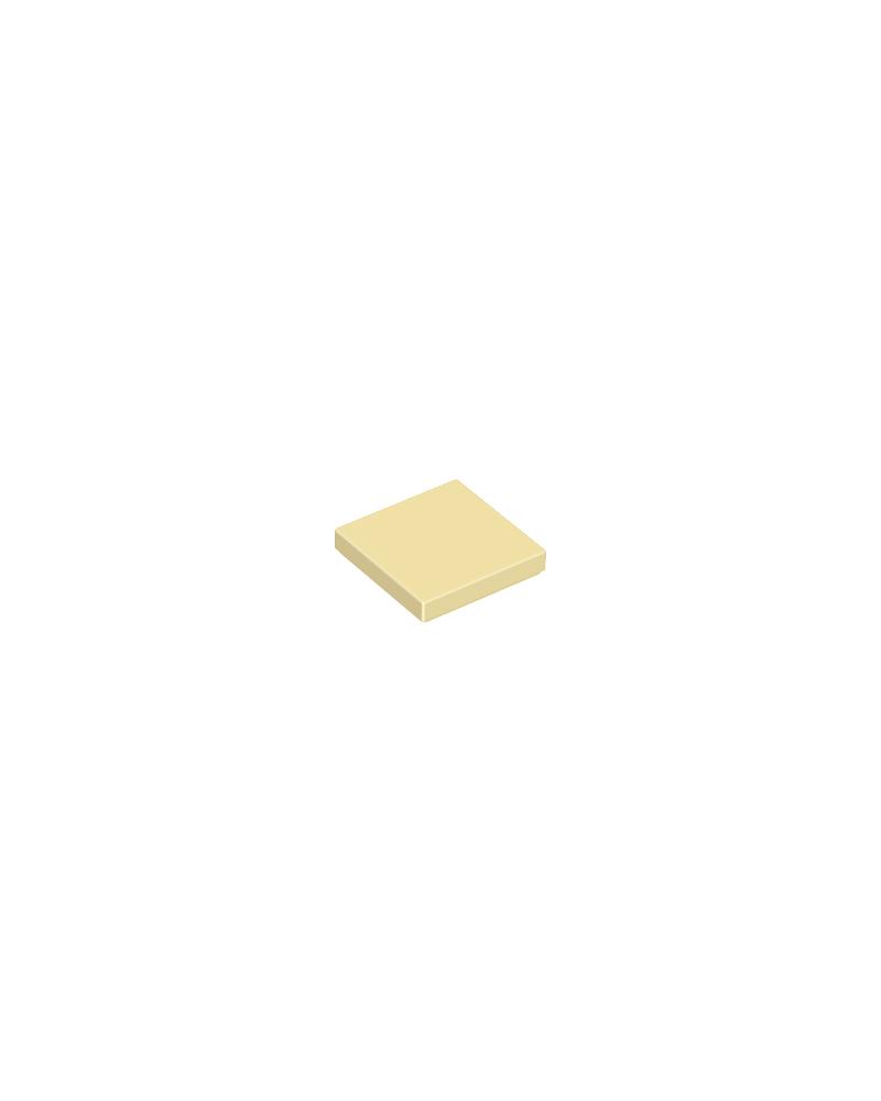 LEGO® Tile 2X2 tan