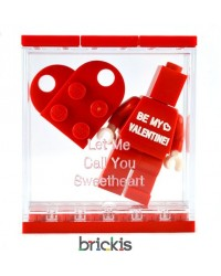LEGO® cube box Valentijn